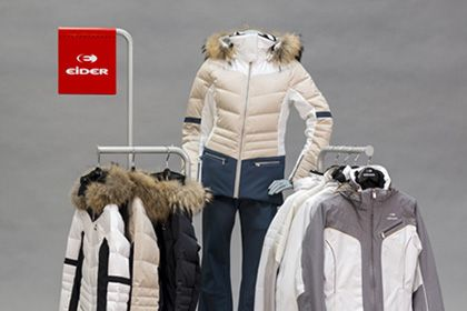 EIDER Ilot central pour shop in shop