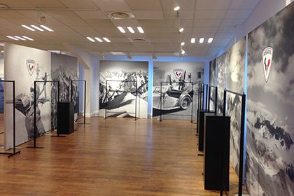Rossignol Showroom