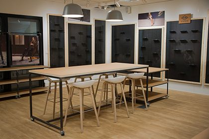 Palladium Showroom Lyon