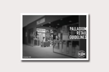 Palladium Retail Guideline