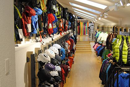 Yosemite Magasin Lausanne